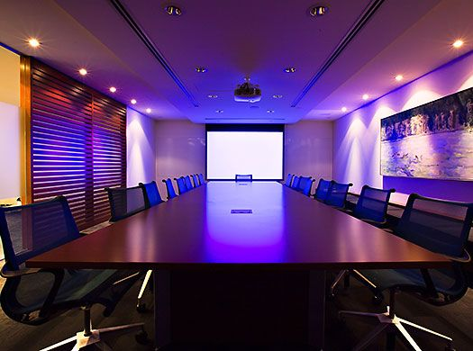 RBC Restack Board Room