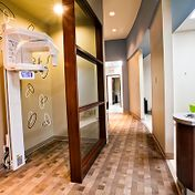 Beacon Hill Dental Hallway and X-Ray
