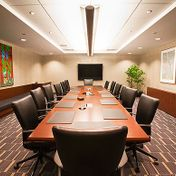 RBC Main Branch | Board Room