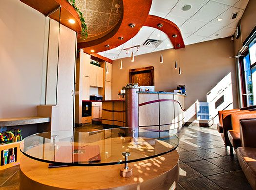 Eve Chen Dental Clinic Reception Area